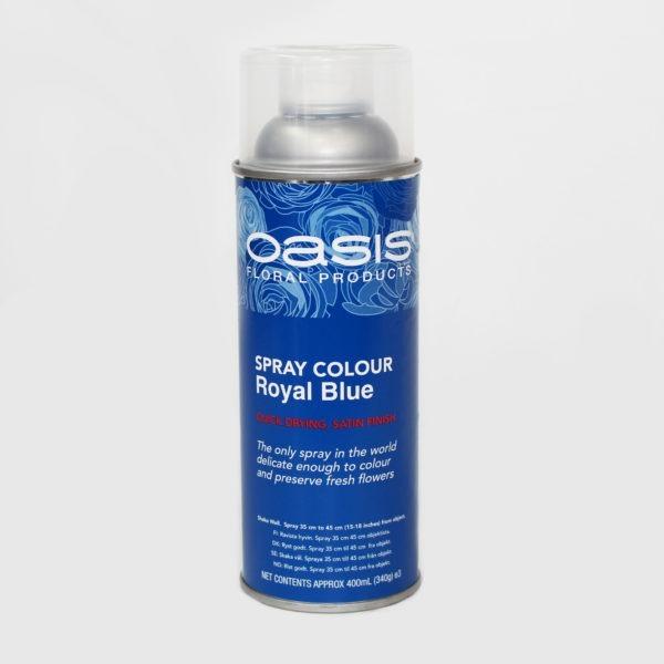 Oasis Spray Colour - Royal Blue 1