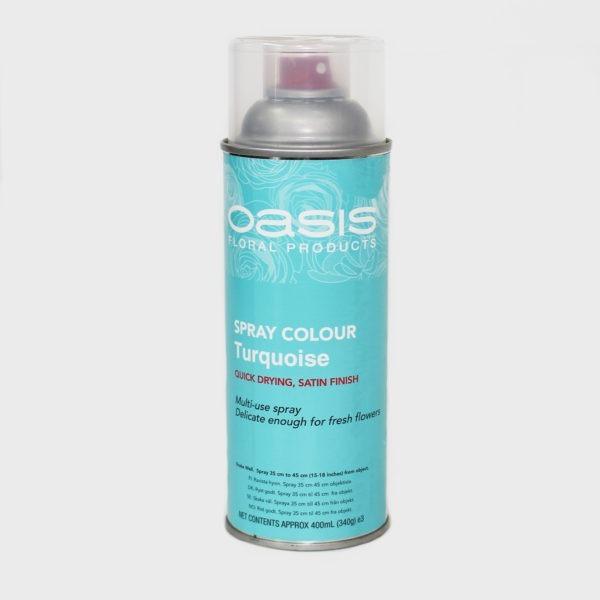 Oasis Spray Colour - Turquoise 1
