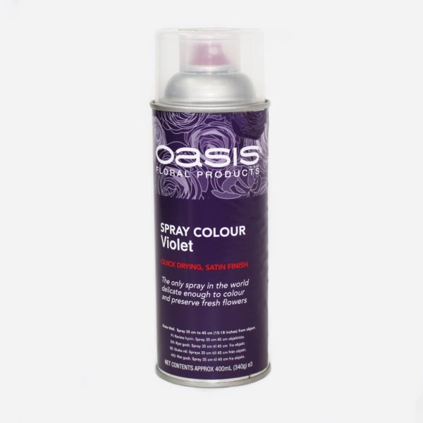 Oasis Spray Colour - Violet 1