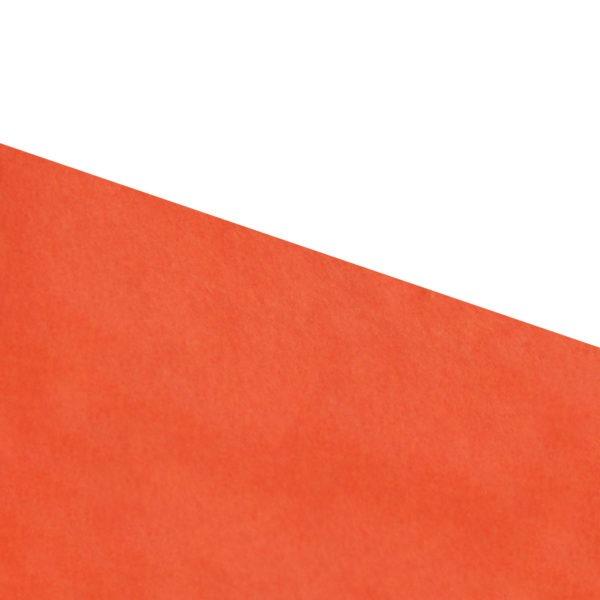 Orange Tissue Paper - 75 x 50cm - 48 Sheets 1