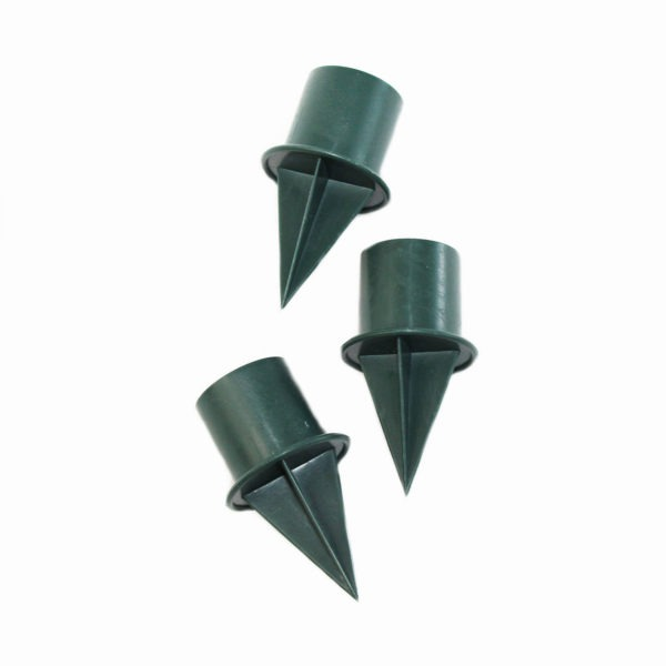 Green Candle Holders 1