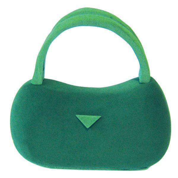 Val Spicer - Floral Foam 3D Shape - Handbag 1