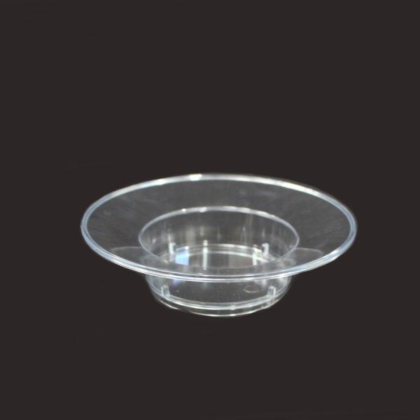 Clear Acrylic Rampside Dish 1