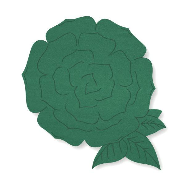 Val Spicer - Floral Foam Designer Shape - Rose 1