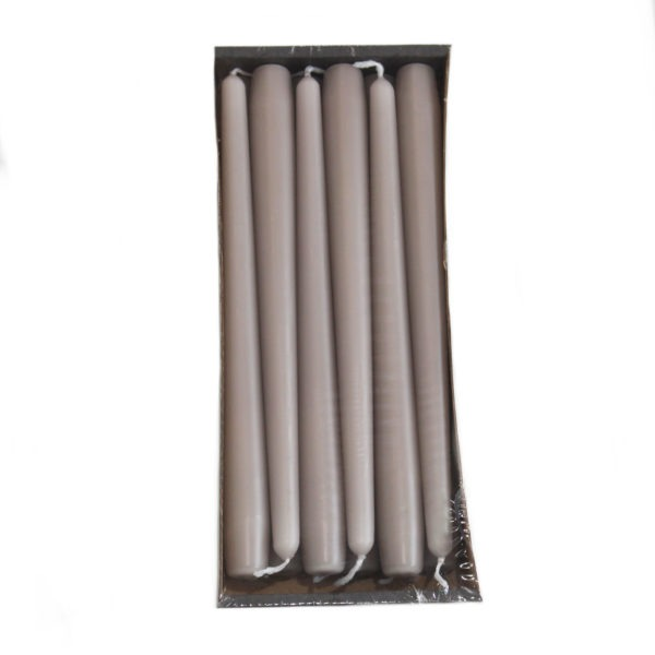 Tapered Candles - Sand - 23mm Base 1