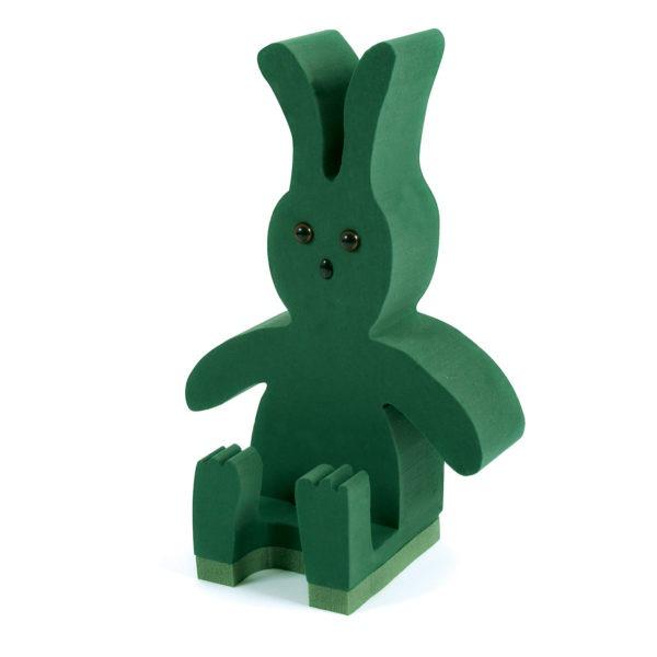Val Spicer - Floral Foam 3D Shape - Sitting Rabbit 1