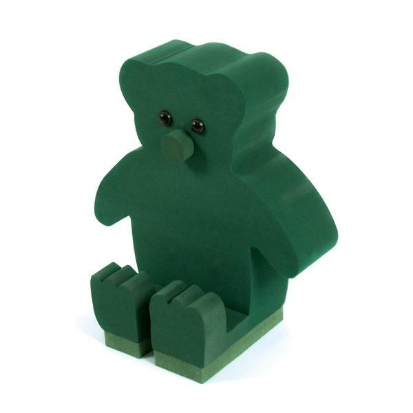 Val Spicer - Floral Foam 3D Shape - Sitting Teddy 1