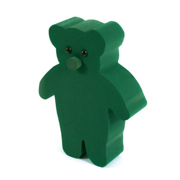 Val Spicer - Floral Foam 3D Shape - Standing Teddy 1