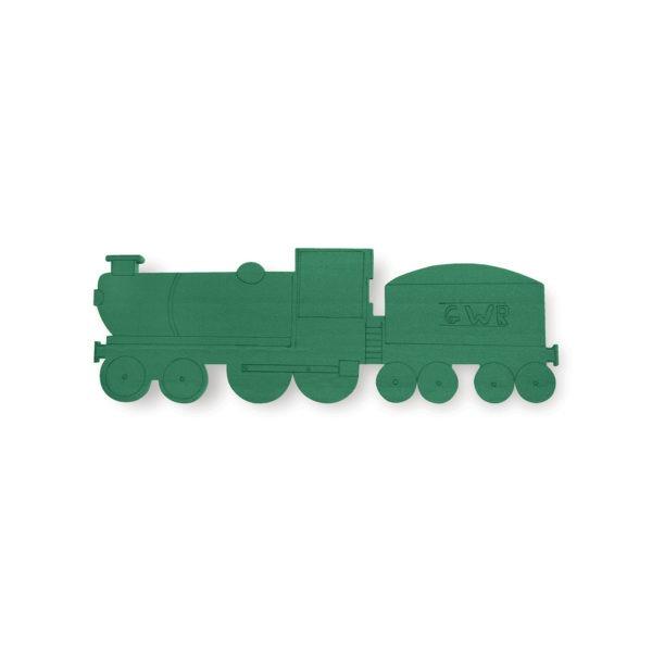 Val Spicer - Floral Foam Designer Shape - Steam Train 1