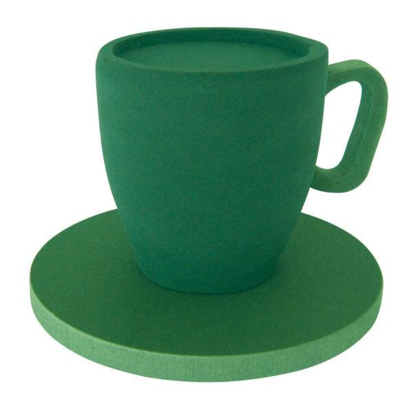 Val Spicer - Floral Foam 3D Shape - Tea Cup 1