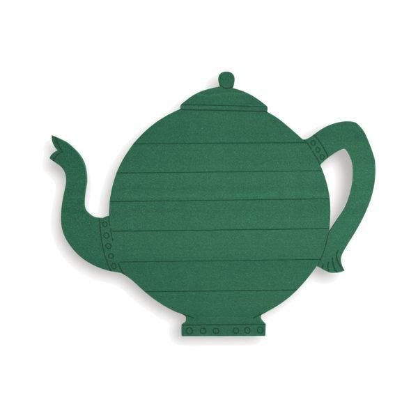 Val Spicer - Floral Foam Designer Shape - Teapot 1