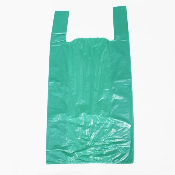 Whale - Green MDPE Vest Carriers 1