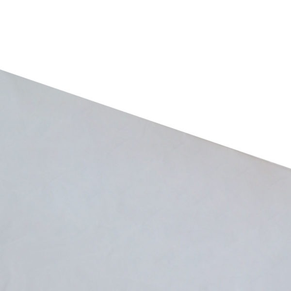 Unglazed Acid Free White Tissue Paper - 50 x 75cm 1