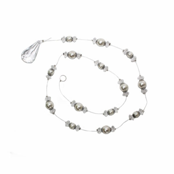 Large Acrylic Garland - Pearl/Gem/Crystal 1