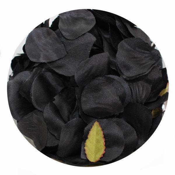 Rose Petals - Black 1