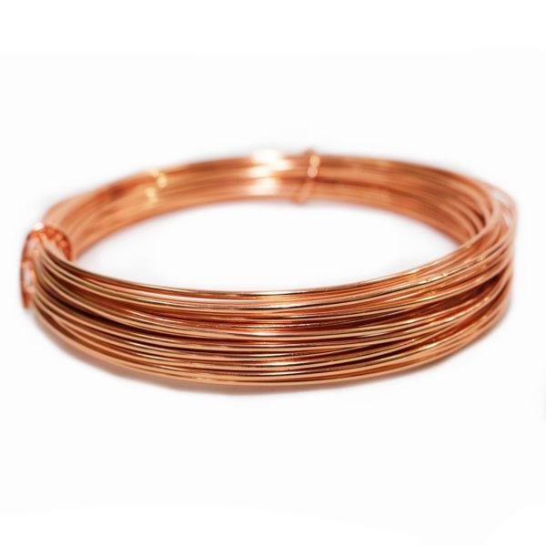 Aluminium Wire - Copper 1