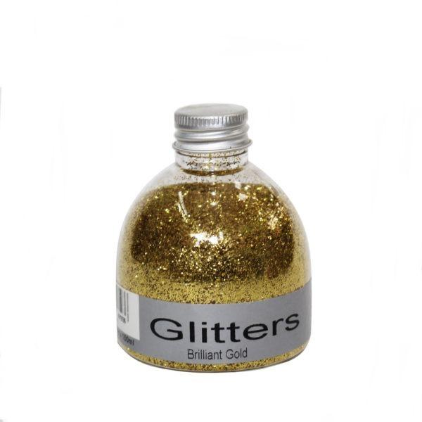Glitter - Brilliant Gold - 150ml 1