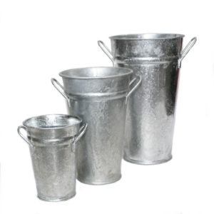 Metal & Tin Containers