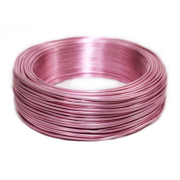 Aluminium Wire - Rose 1