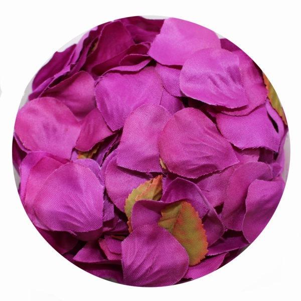 Rose Petals - Plum 1