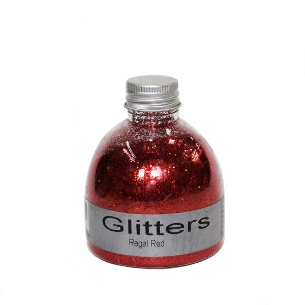 Glitter - Regal Red - 150ml 1