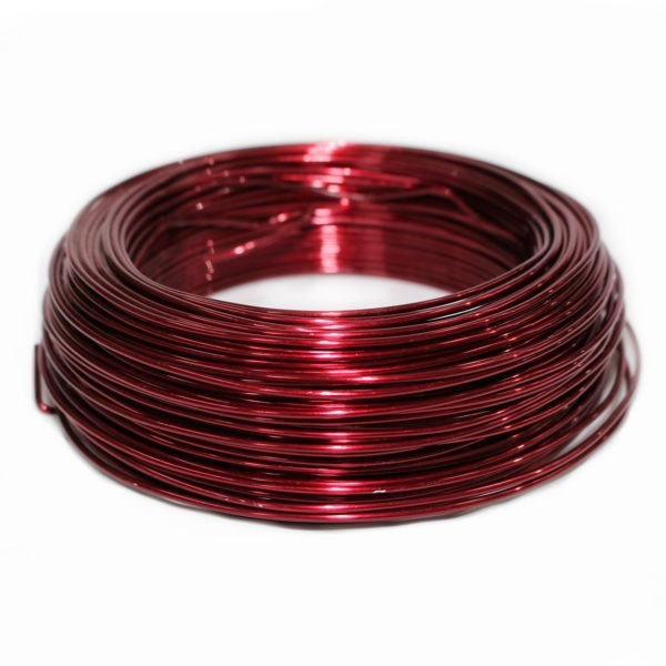 Aluminium Wire - Bordeaux 1