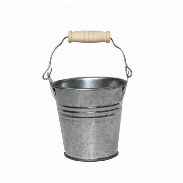 Mini Metal Bucket 1