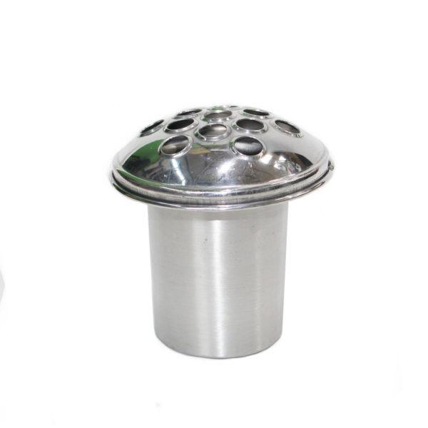 Graveside Vase - Silver 1