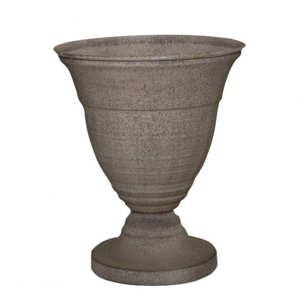 KALLOS Metal Urn With Handles 1