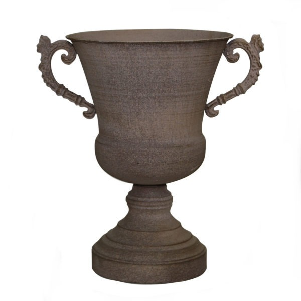 OMEGA Metal Urn With Handles 1
