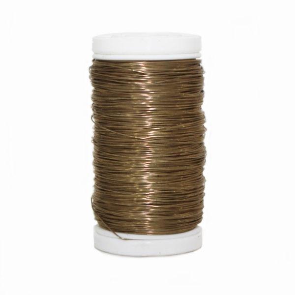 Metallic Wire - Vintage Gold 1