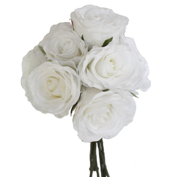 9 White Roses 1