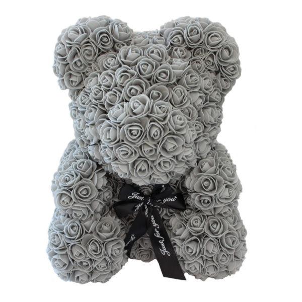 Large Foam Rose Teddy Bear - Multiple Colours 1