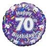Birthday Streamer Balloons 3