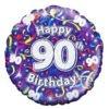 Birthday Streamer Balloons 4