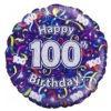 Birthday Streamer Balloons 2