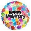 Happy Anniversary Foil Balloon 2