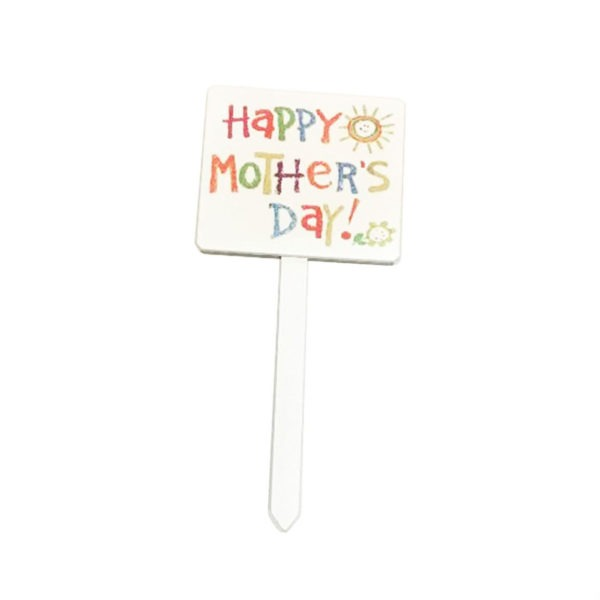 Happy Mother's Day Planter Pick - Vibrant 1