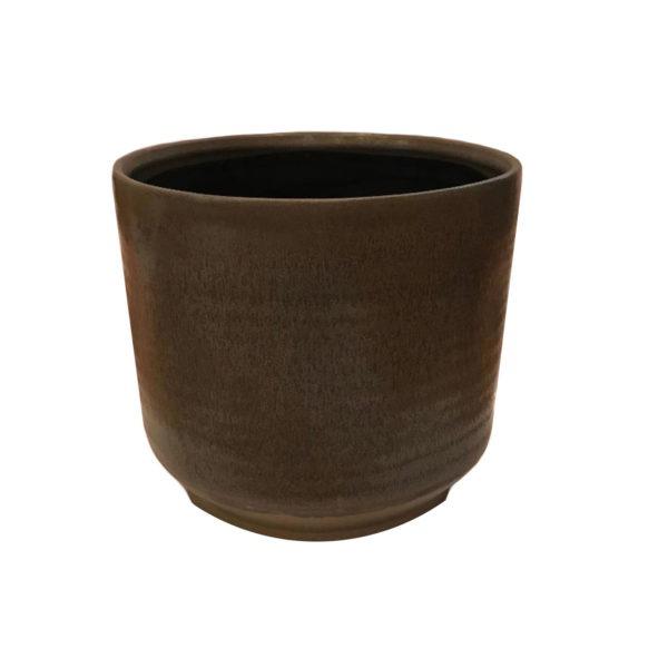 SUZE pot - Brown 1