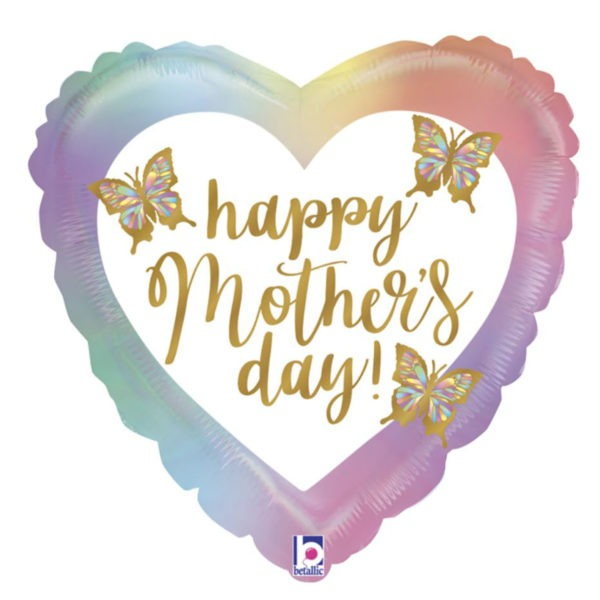 Happy Mother's Day Butterfly Balloon 1